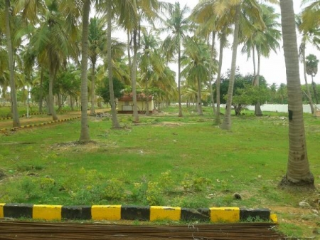 dtcp plots for sale in green land at trichy to madurai NH
