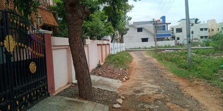 DTCP Approved plots for sale in anbu nagar at craw ford trichy