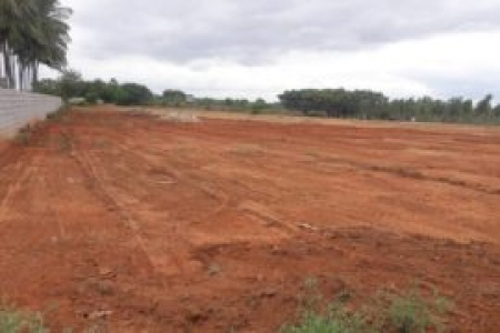 BMRDA approved plot for sale @ Makali