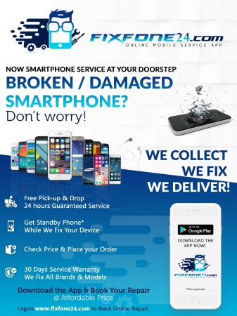 iPhone service center in Coimbatore