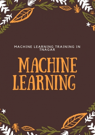 Machine Learning Course in Tnagar