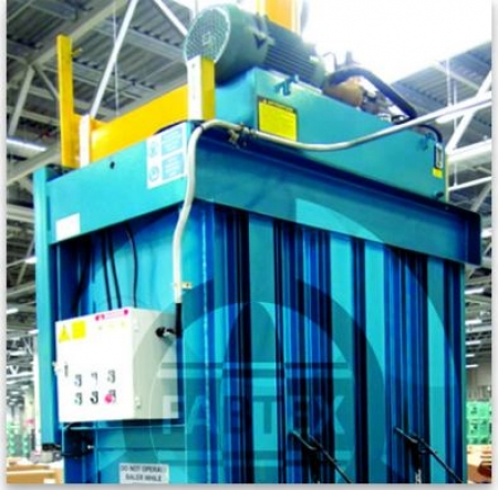 Paper Baling Press | Fabtex Engineering Coimbatore