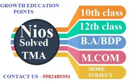 solved tma (PDF) Nios Solved Assignment Help 2019 For April exam