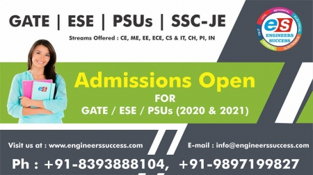 best Mechanical GATE Coaching Institute In Dehradun Engineers Success