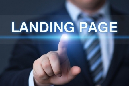 We are Offering The Best Landing Page Design Services