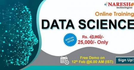 Best Data Science Online Training By Real Time Expert In USA -Naresh IT