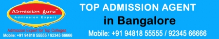 TOP COLLEGE ADMISSION AGENTS IN BANGALORE @ 9234566666