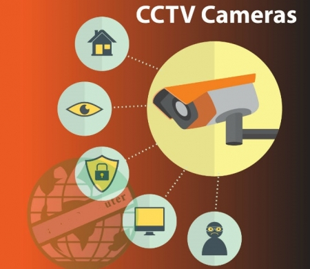 CCTV Camera Dealers, CCTV Camera Installation in Delhi