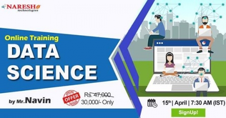 Best DataScience Online Training By Real Time Expert In USA -Naresh IT