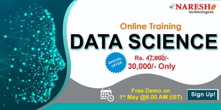 Data Science  Online Training - DataScience Online Course | Naresh I Technologies