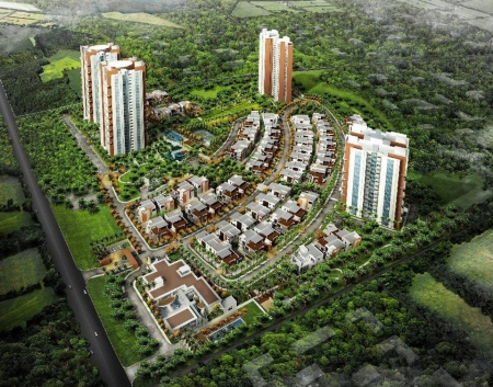 Prestige Smart City - Ultimate Apartments For Living Luxurious Life in Sarjapur Road, Bangalore
