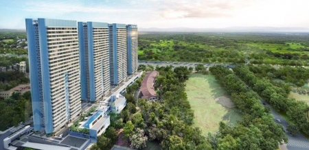 Buy 2 to 4 BHK Luxurious apartment at Godrej Vikhroli West in Mumbai