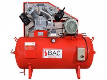 Industrial Air Compressor manufacturers in  Coimbatore, India - BAC Compressors