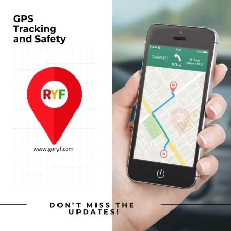 TRAVEL SAFELY WITH OUR RYF APP.