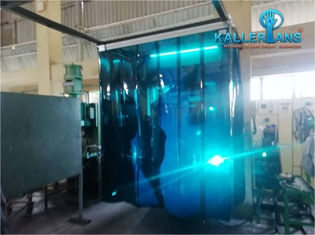 Welding Pvc Strip Curtains, Welding Sheets Suppliers in Chennai - kallerians