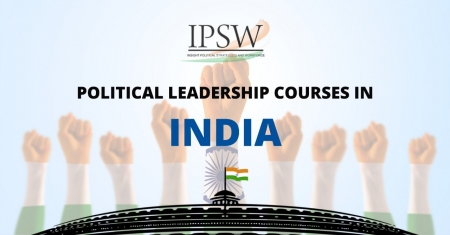 leadership courses in india, political leadership courses in india