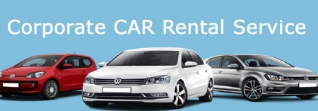Corporate Car Rental Services