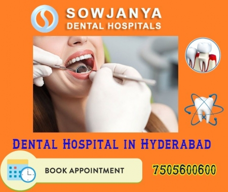Dental Hospital in Hyderabad | EHS Dental Hospitals in Hyderabad
