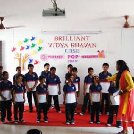 CBSE School in Coimbatore - Brilliant Vidya Bhavan