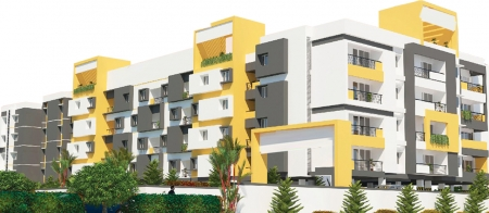Sixthstar Homes - New Apartment for sale in Trichy