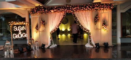 Wedding Stage Decoration in Ernakulam