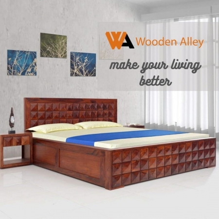 WoodenAlley - Best online Furniture in India