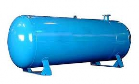 Air receiver tank manufacturer in India | Baffles Cooling System