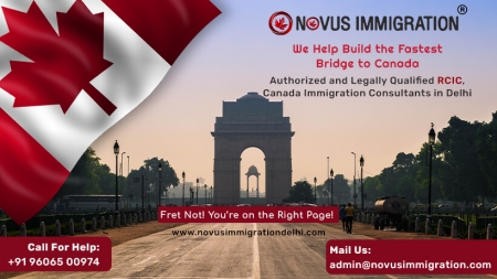 Canada immigration consultants in Delhi | novusimmigration.com