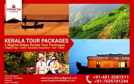 Best Offers On Kottayam Tours Packages Iswarya Residency